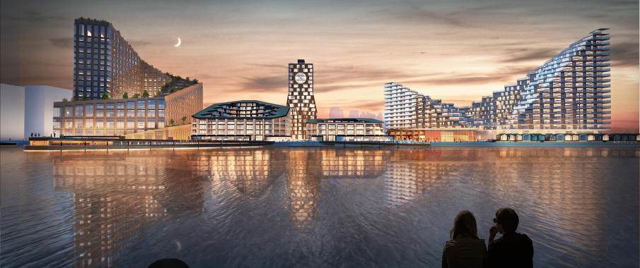 Scandic signs agreement for prestigious hotel and conference center in Aarhus harbor