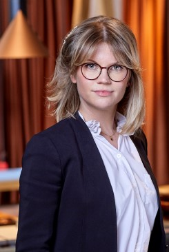 Camilla Köhler, Legal Counsel